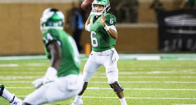 North Texas headed to New Mexico Bowl to take on Utah State