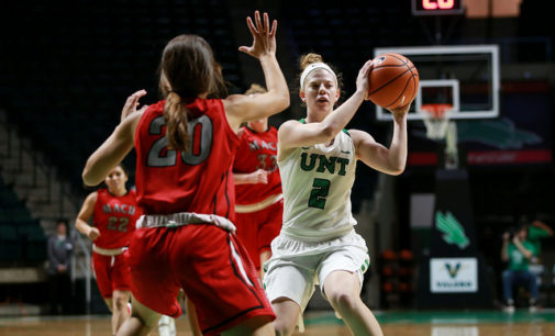 Mean Green ready to take on challenging pre-conference schedule