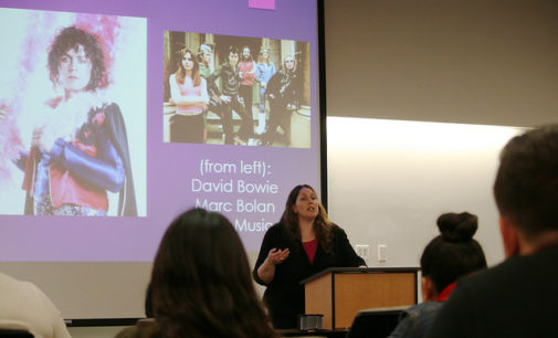 UNT history department holds inaugural faculty lecture for new Body, Place, and Identity concentration