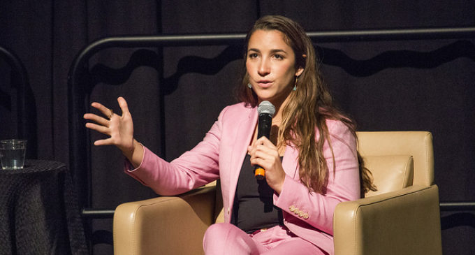 Olympic athlete Aly Raisman talks survivor advocacy, her own experience in UNT lecture