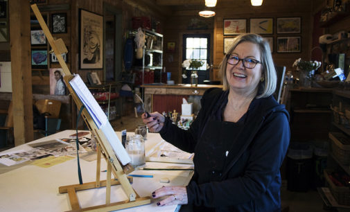 Creatives in Denton County come together through Cross Timbers Artist's Guild