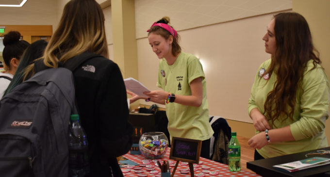 UNT communication studies students put on 15th gender fair, educate the public about gender topics