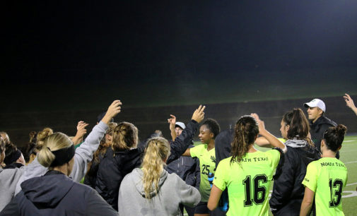 North Texas soccer secures 15th conference championship