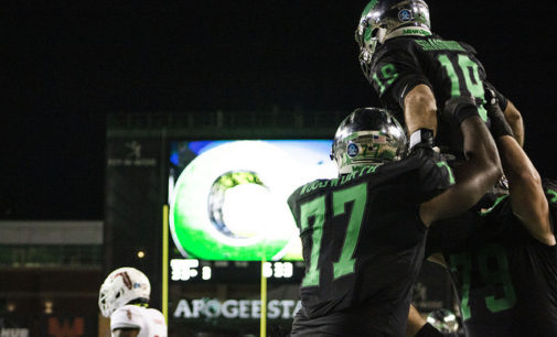 North Texas finish record-setting regular season