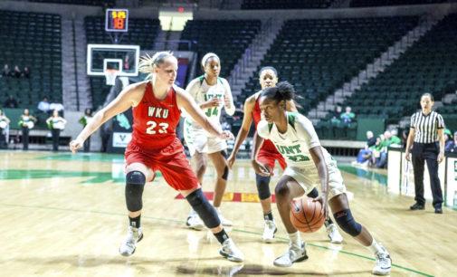 Terriell Bradley prepared for her senior season