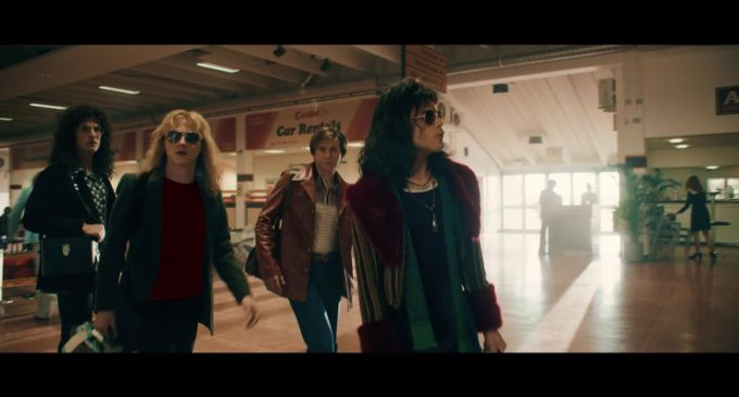 'Bohemian Rhapsody' may be formulaic, but it's bound to rock you