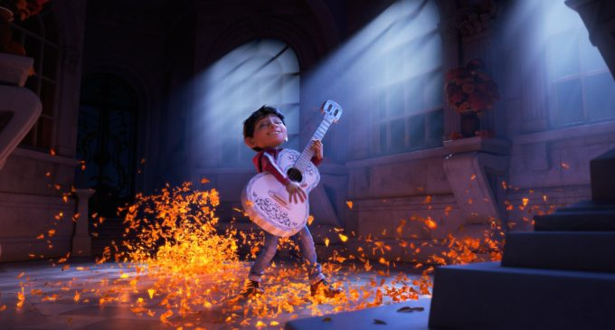 'Coco' honors day of the dead