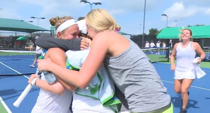 North Texas doubles team makes history at National Fall Championships