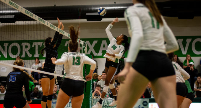 Volleyball season ends in quarterfinals of NIVC