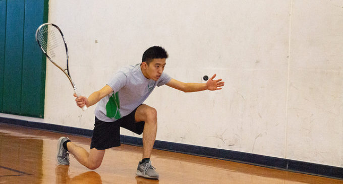 UNT club squash team prepare for first season of competition