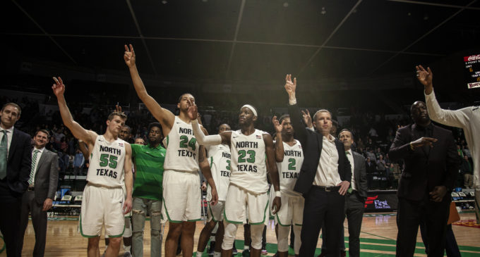 North Texas takes fifth conference win on last-second layup over Rice