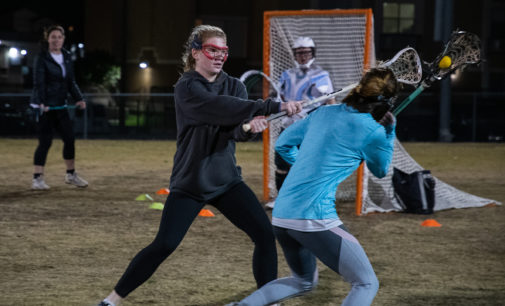 UNT women's lacrosse gears up for spring season