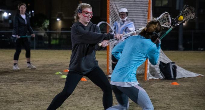 UNT women's lacrosse gears up for spring season