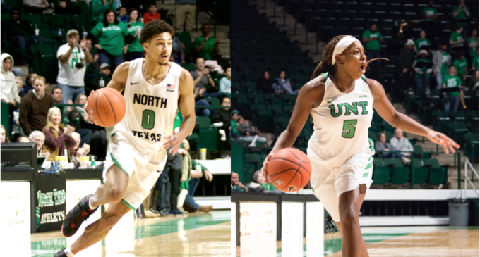 A look at the Mean Green in mid-season form