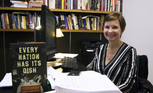 UNT professor explores historical and societal connections with food