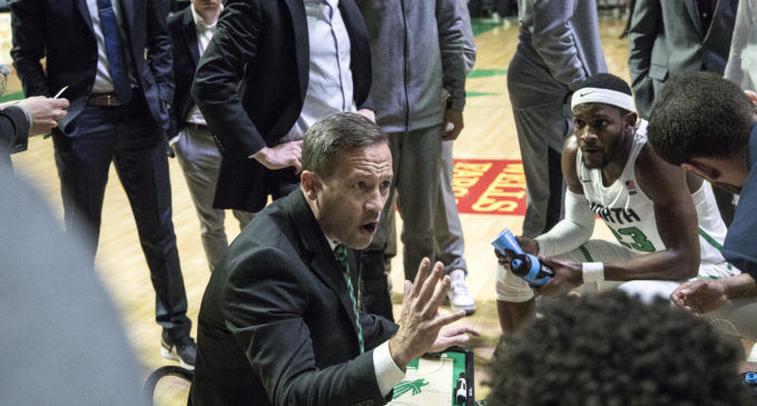 Grant McCasland elevates men's basketball team to new heights
