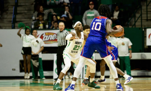 Mean Green men's basketball secures second win in C-USA
