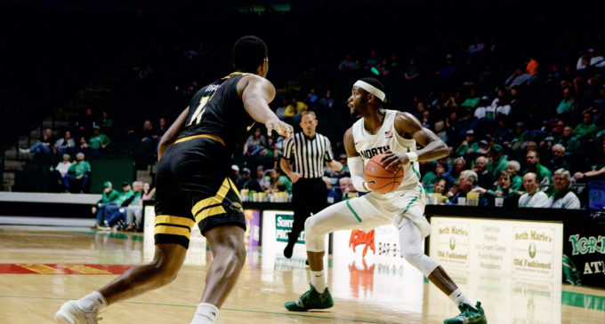 North Texas men tie best conference play start in school history