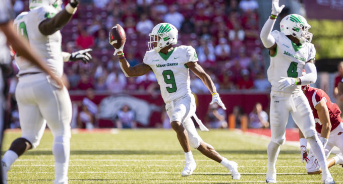 premium selection 8b4bf f7a99 Nate Brooks makes NFLPA Collegiate Bowl – North Texas Daily