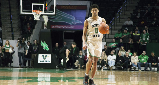 Ryan Woolridge finds new leadership position with Mean Green