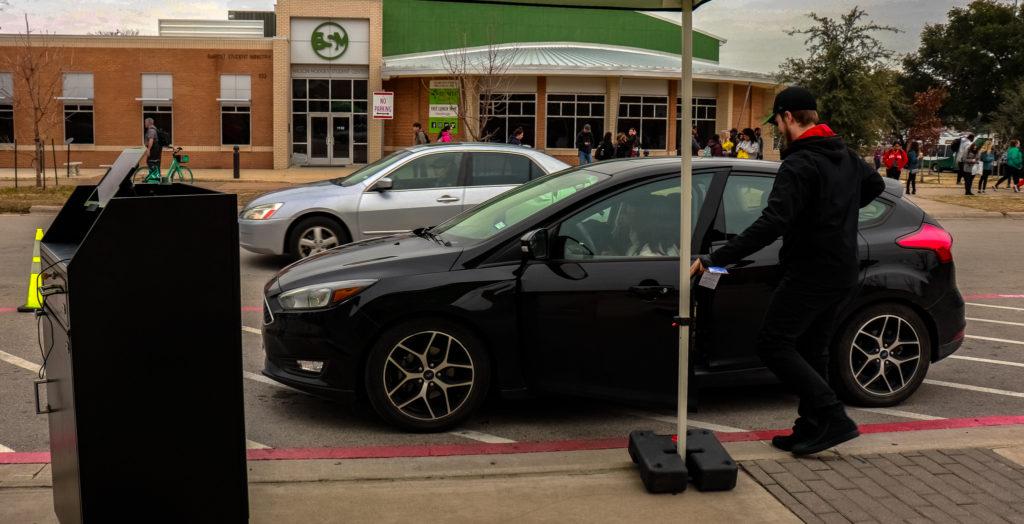 Transportation Services pilots new valet program, aims to ease parking pressures