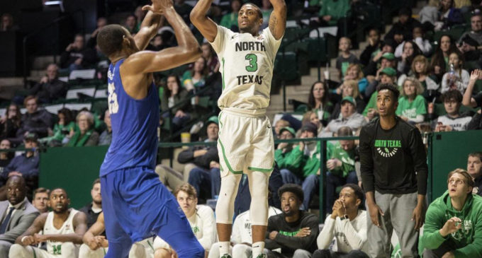 North Texas basketball improves to 5-0 in forty-nine point victory over Texas A&M Commerce
