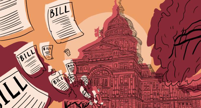 86th Legislative session underway, will go until May