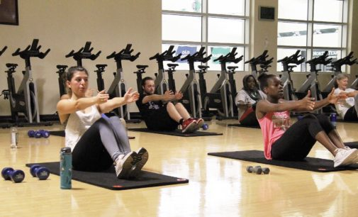 New year, new you: Rec Center classes to get you in shape