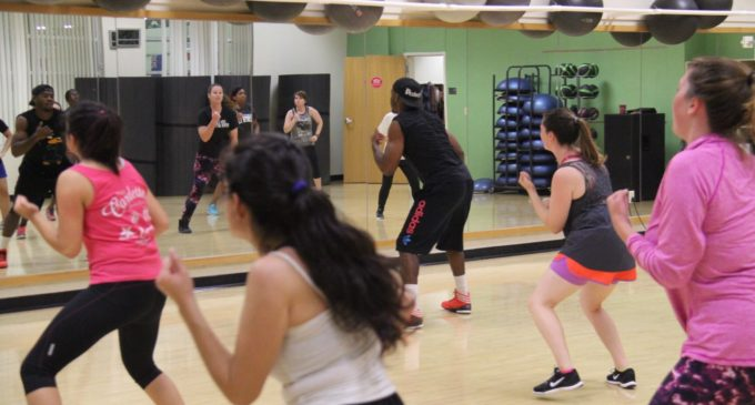 Let's get this fitness: More Rec Center classes to help you stay in shape