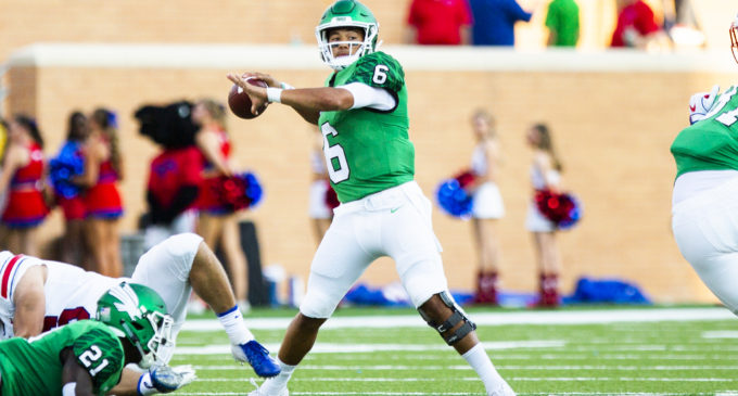 Five North Texas football players named to Dave Campbell's Midseason All-Texas Team