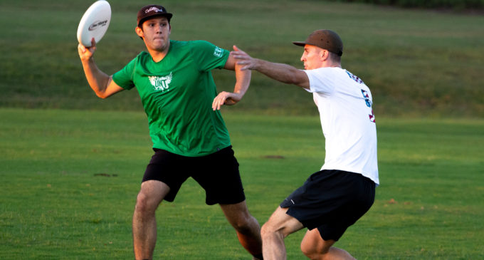 Ultimate frisbee teams continue to be competitive in tournaments