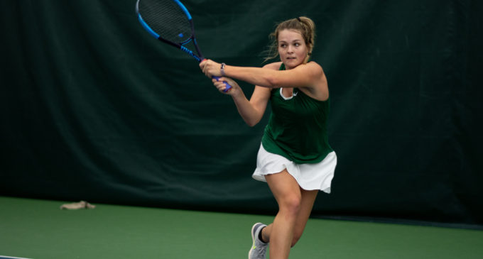 Younger tennis players embrace their roles
