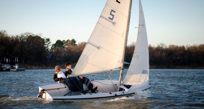 UNT club sails to new heights
