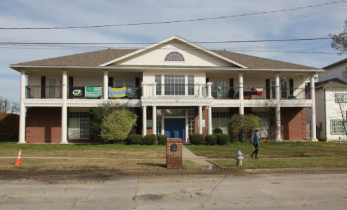 Fraternity allegedly under investigation for hazing