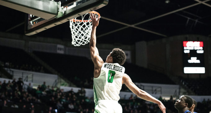 Late comeback secures 19th win for Mean Green