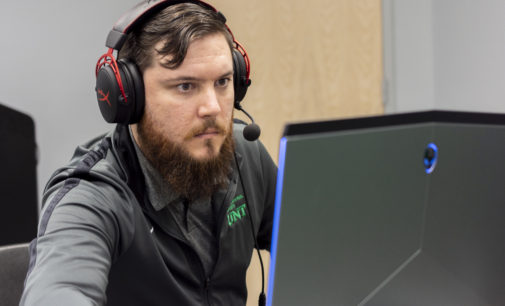One year later, UNT esports continues to grow behind Dylan Wray