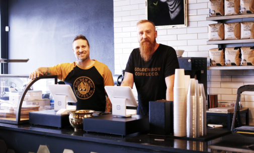 Golden Boy Coffee sets the golden standard with brew and bar
