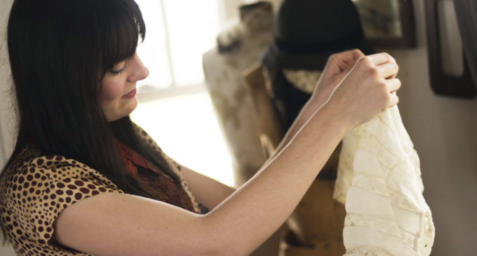 UNT alumna works with art of the past, present and future
