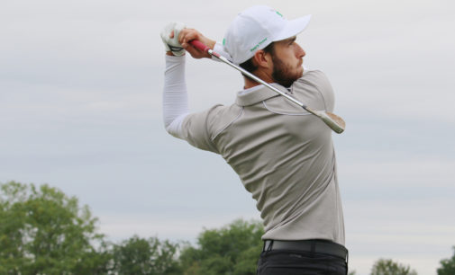 International recruits bolster men's golf roster