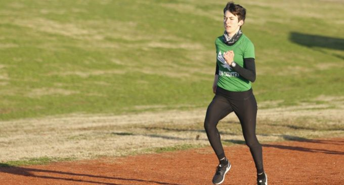 Swiss distance runner enjoys tougher competition at North Texas