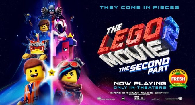 'The Lego Movie 2' proves that everything is still (a little less) awesome