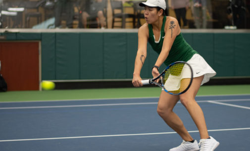 North Texas tennis takes tough loss to Texas Christian