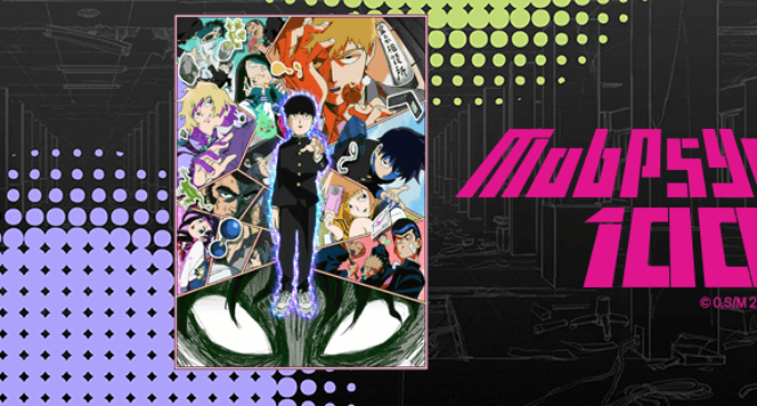 'Mob Psycho 100 II' is 100 percent the show to watch this season