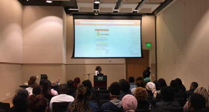 Freshman creates an app for Black Student Union organizations