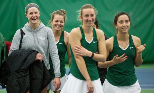 Second tennis doubles set to take over next season
