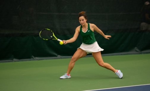 Chemistry in doubles crucial for Mean Green success