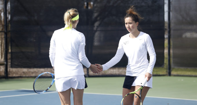 National rankings highlight tennis duo