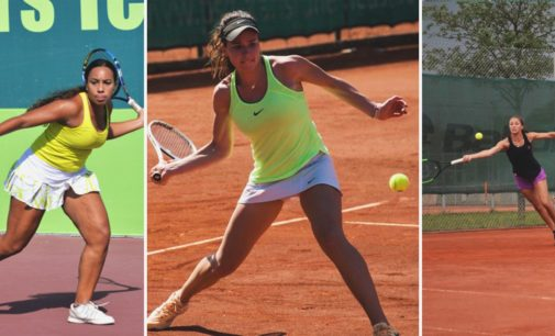 Mean Green tennis continues successful fall, brings in three recruits