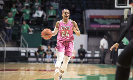 Mean Green start home stint with Florida Atlantic