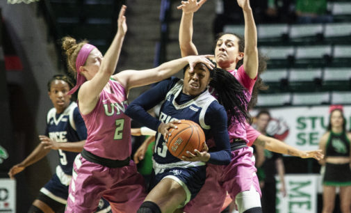 With two games left, Mean Green prepare for C-USA tournament